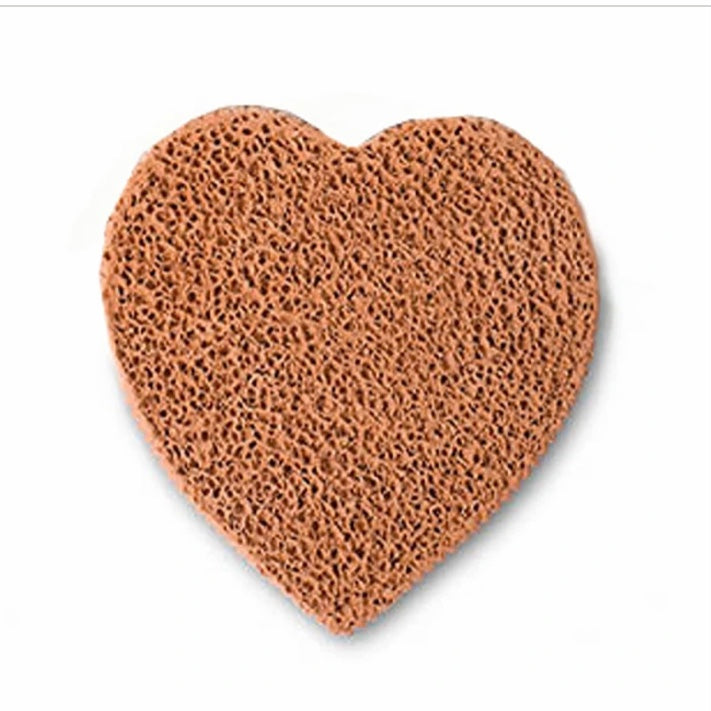 Heart Shaped Pumice Stone