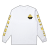 ROTD III White Long Sleeve