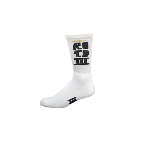 ROTD III White Socks