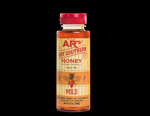 AR'S Hot Southern Honey Mild - Small Batch Foody
