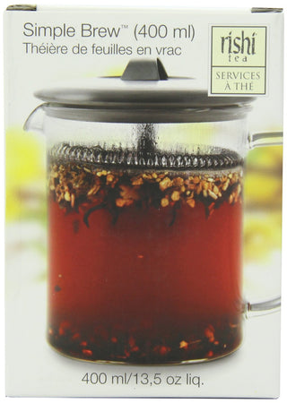 Rishi Tea Simple Brew - Small Batch Foody
