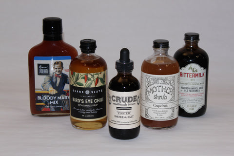 The Mixologist Gift - Small Batch Foody