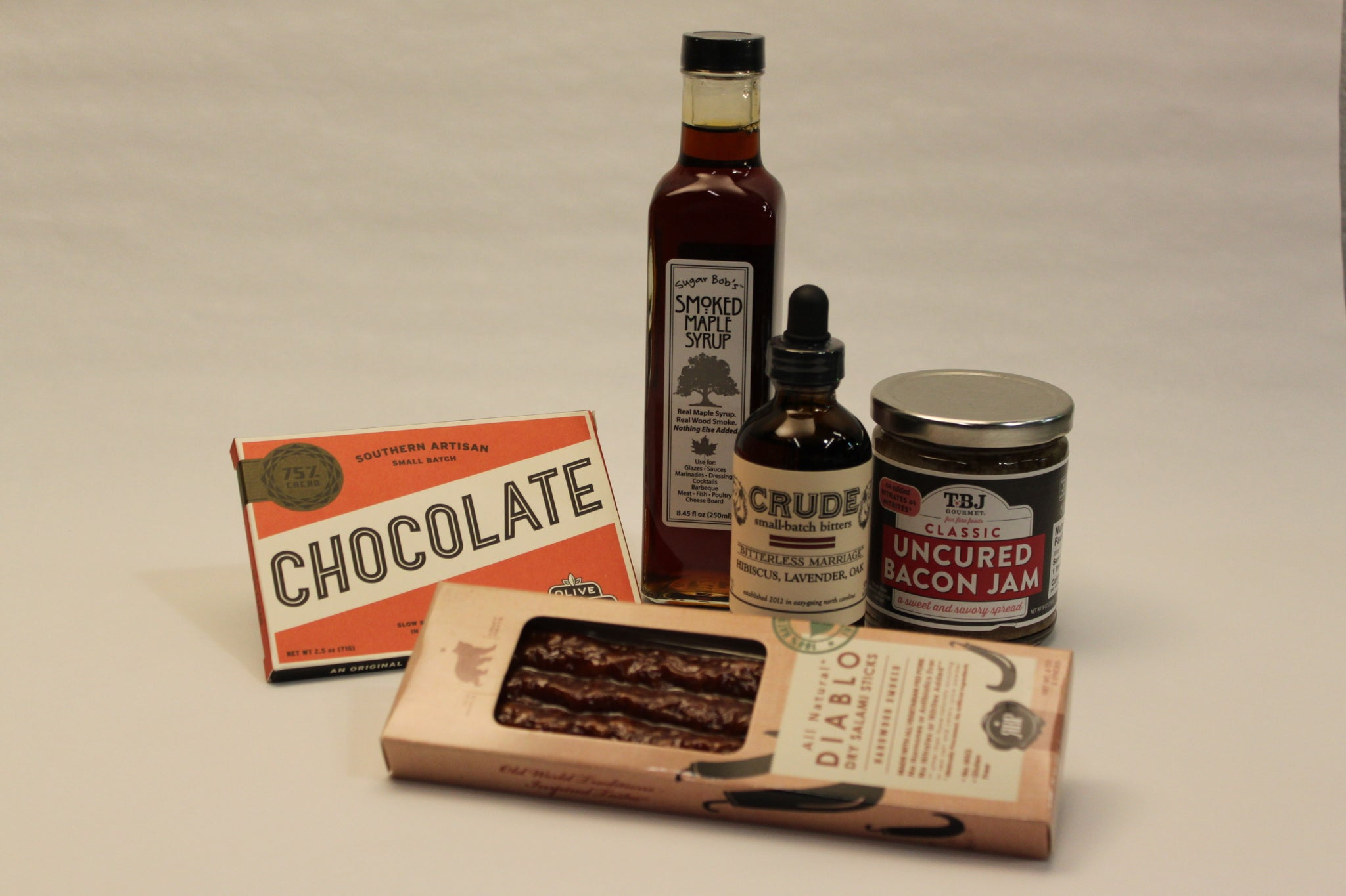 Gift for Guys - Small Batch Foody