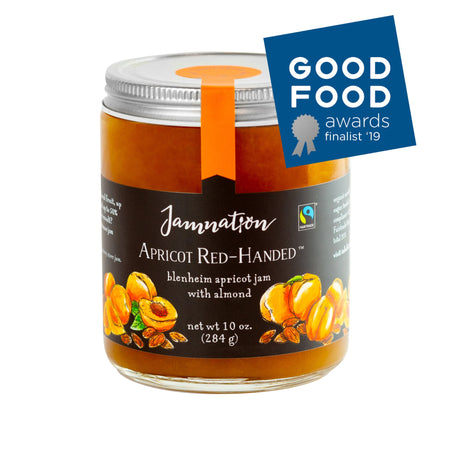 Jamnation Apricot Red-Handed - Small Batch Foody