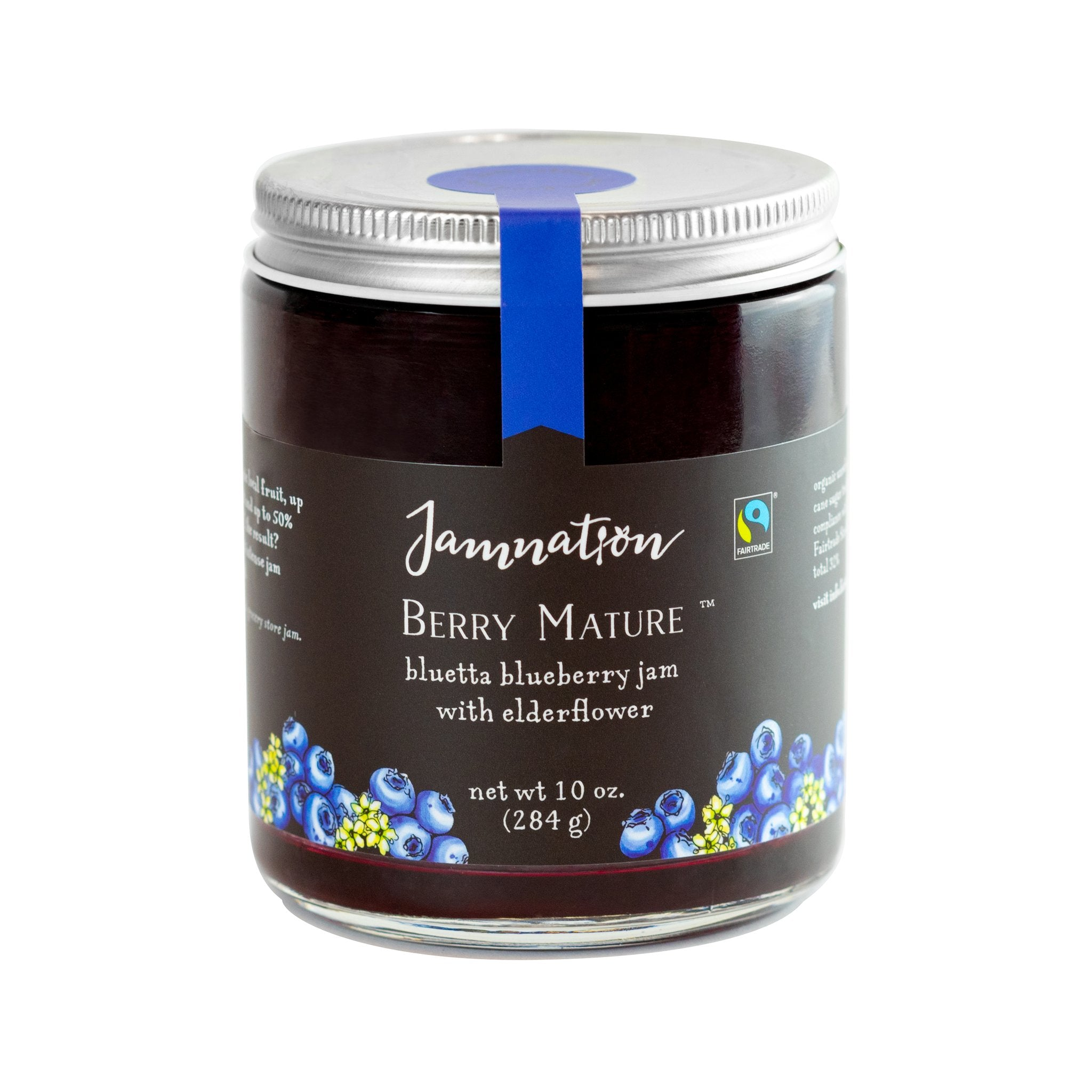 Jamnation Berry Mature - Small Batch Foody