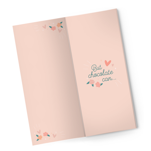 Sweeter Cards Words Can't Describe - Small Batch Foody