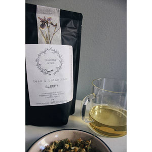 Blushing Wren Tea & Botanicals Sleepy - Small Batch Foody