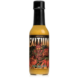Burns & McCoy Exitium Pineapple Ginger Hot Sauce - Small Batch Foody