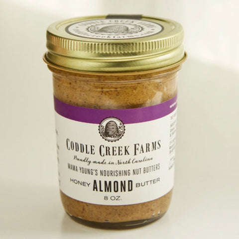 Coddle Creek Farms Honey Almond Butter - Small Batch Foody