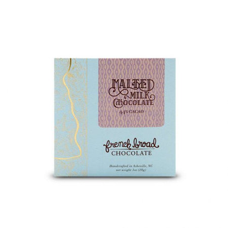 French Broad Chocolate Malted Milk 1 oz - Small Batch Foody