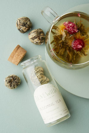 Lovewild Design Blooming Tea - Small Batch Foody