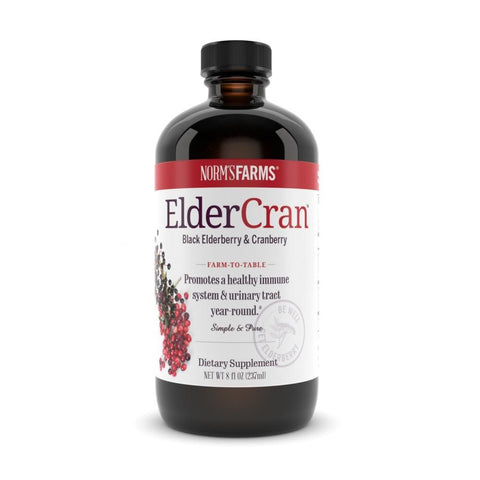 Norm's Farms ElderCran - Small Batch Foody