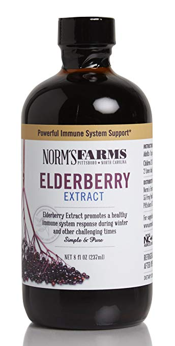 Buy Norm S Farms Elderberry Extract Online At Small Batch Foody