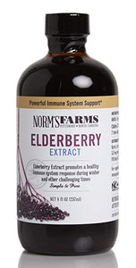 Norm's Farms Elderberry Extract - Small Batch Foody