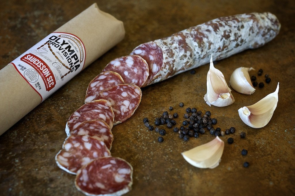 Olympia Provisions Saucisson Sec - Small Batch Foody