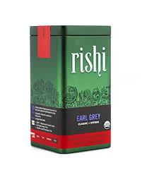 Rishi Tea Earl Grey - Small Batch Foody