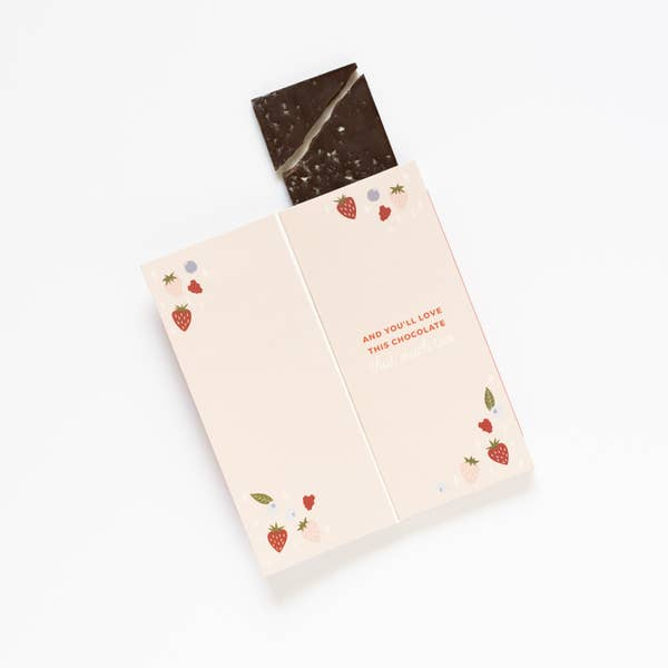 Sweeter Cards I Love You Berry Much - Small Batch Foody