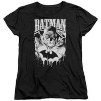Batman - Bat Metal Short Sleeve Women's Tee