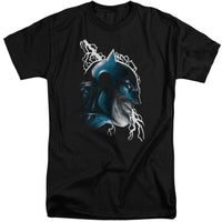 Batman - Crazy Grin Short Sleeve Adult Tall