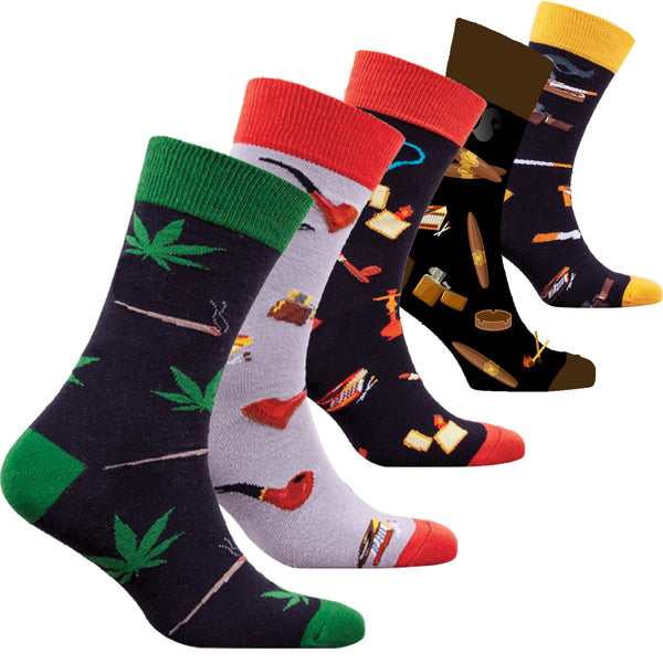 Men's Tobacco Socks