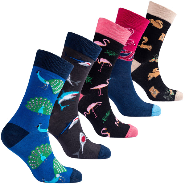 Men's Wild Species Socks