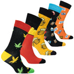 Men's U2 High Socks