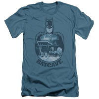 Batman - Batcave Short Sleeve Adult 30/1