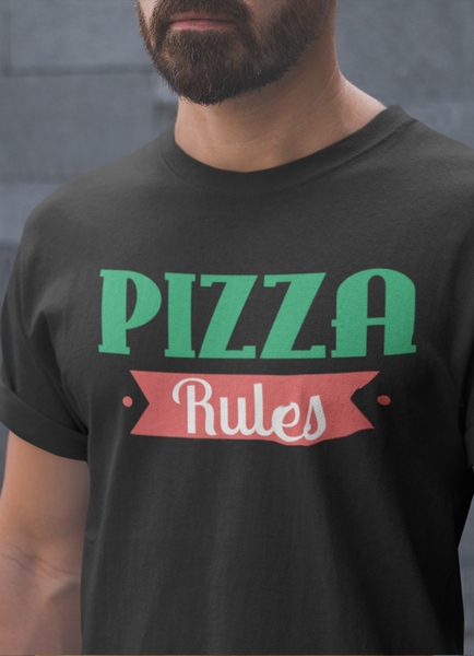 Pizza Rule T-shirt