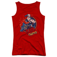 Batman - Bane Attack! Juniors Tank Top