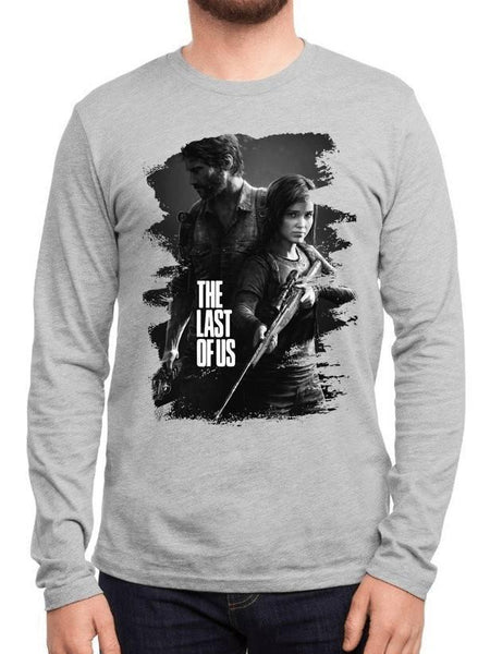 Last of Us Full Sleeves T-shirt