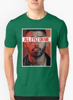 All Eyes On Me Green T-shirt
