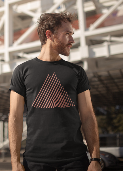 Line Triangles T-shirt