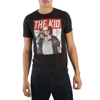 Bad Santa The Kid Black Shirt For Men