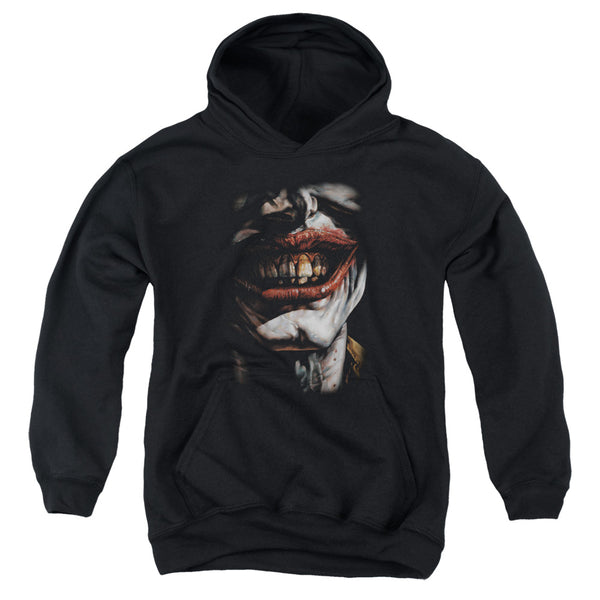 Batman - Smile Of Evil Youth Pull Over Hoodie