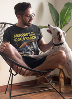 Horror of the Flying Cockroach! T-shirt