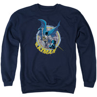 Batman - In The Crosshairs Adult Crewneck Sweatshirt