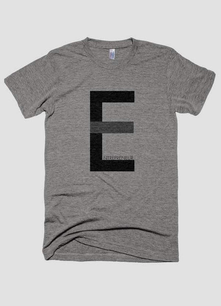 ENTERPERNUR IS FUN Printed T-shirt