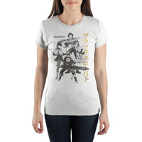 Black Clover TShirt Character Anime Apparel