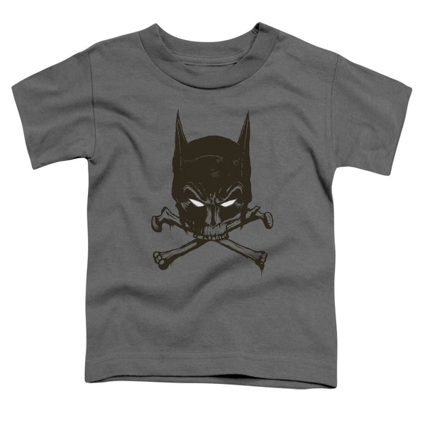 Batman - Bat And Bones Short Sleeve Toddler Tee