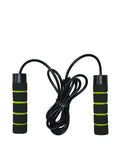 Weighted Jump Rope with Memory Foam Handles