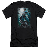 Batman - Night Light Premium Canvas Adult Slim Fit 30/1