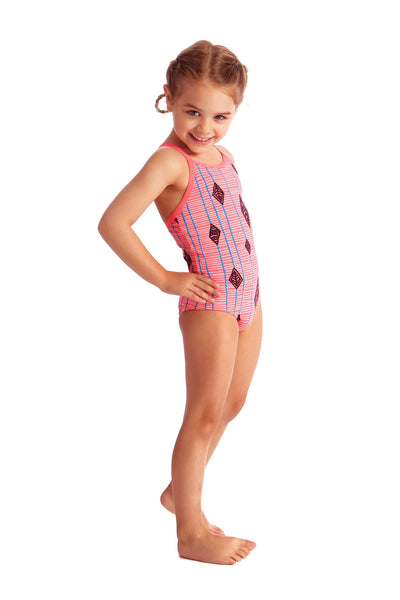 Flying High Toddler One-piece  | Swimwear | Little Weka
