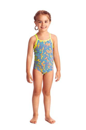 Leave Me Toddler One-piece
