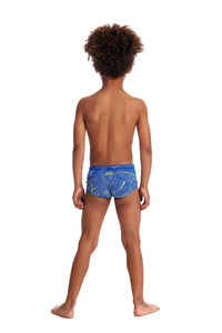 Sea Salt Toddler Trunks  | Swimwear | Swimsy NZ