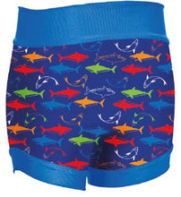 Load image into Gallery viewer, Swimsure Nappy - Shark Haze