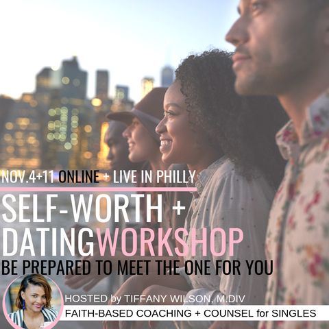 Self-worth and Dating Coaching Workshop for Singles