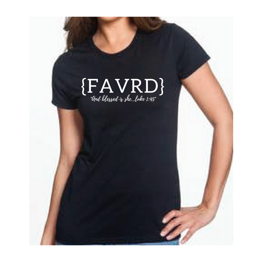 """FAVRD"" Everyday T-Shirt"
