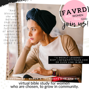 """FAVRD"" Bible Study Guide"