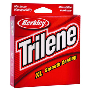 Berkley - Fishing Line - Trilene XL Smooth Casting
