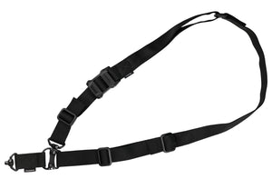 "Magpul MAG953-BLK MS4 QDM Sling 1.25"" Nylon Webbing Black Adjustable"